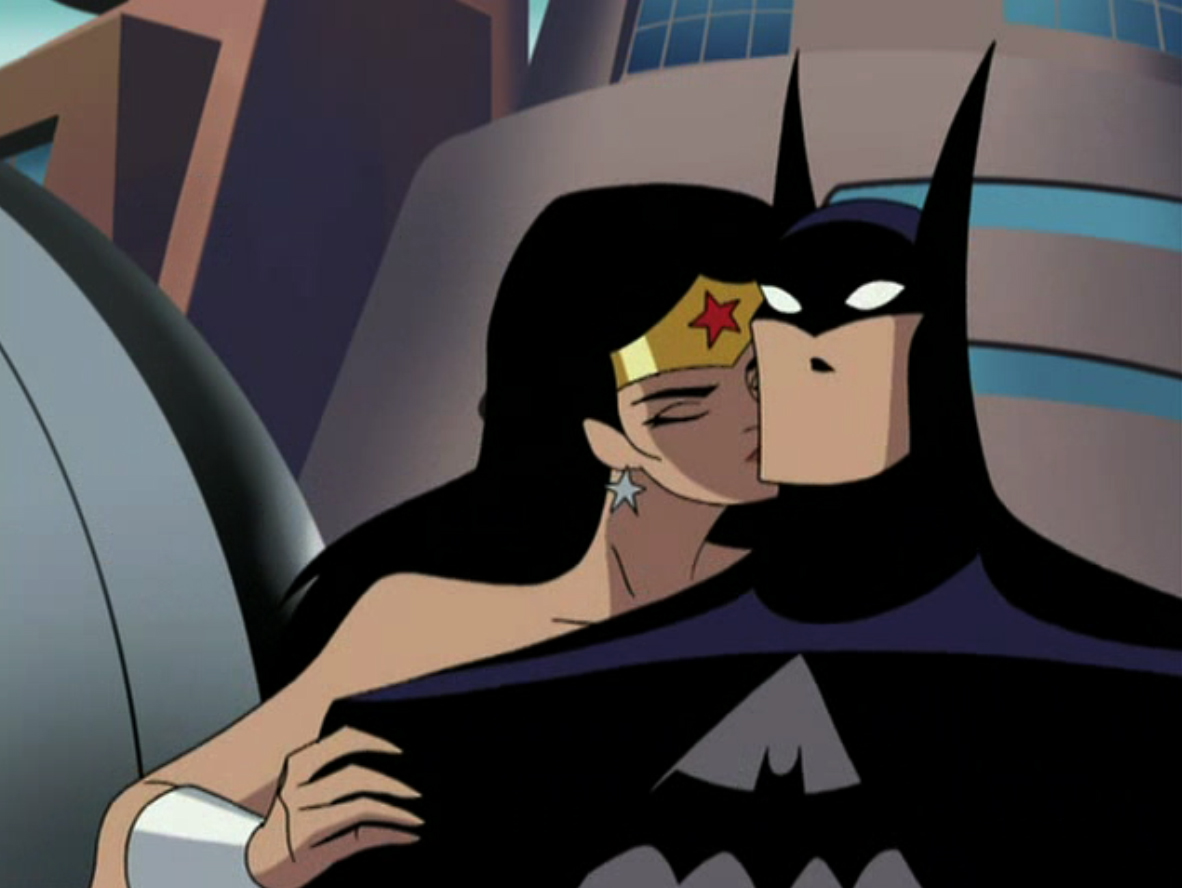 no dating for the batman episode
